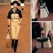 画像4:  woman Handmade rattan  straw handbag woven bag シンプルトート セカンド籠 かごバック (4)