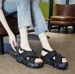 画像4:  Women's Practice Strapless Sandals slippers  ウィメンズ プラクティスクストラップサンダルサンダルフラットサンダル スリッパ サボ (4)