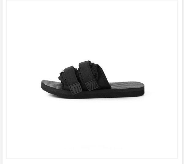 画像1: men'sBelt sandals  slippers flip-flops  sandalsスタイリッシュベルトスポーツサンダル スリッパ  ビーチサンダル  (1)
