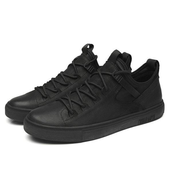 画像1: Men's British leather shoes slip-ons loafers ブリティッシュレザーシューズ ローファー スリッポンシューズ  (1)