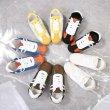 画像11:  women's Lace-up sneakers casual shoes  レースアップレザーブーツ スニーカー (11)