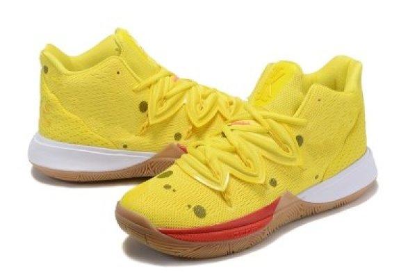 画像1:  Men's trend SpongeBob style Sneakers casual sports shoes Race up sneakers  スポンジボブスタイルレースアップスニーカー カジュアル シューズ  (1)