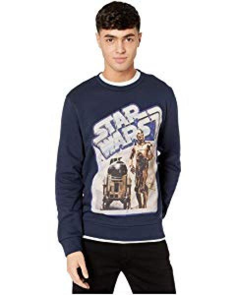 画像1: etro Star Wars Sweatshirt   エトロ スターウォーズスウェットシャツ ユニセックス男女兼用  (1)