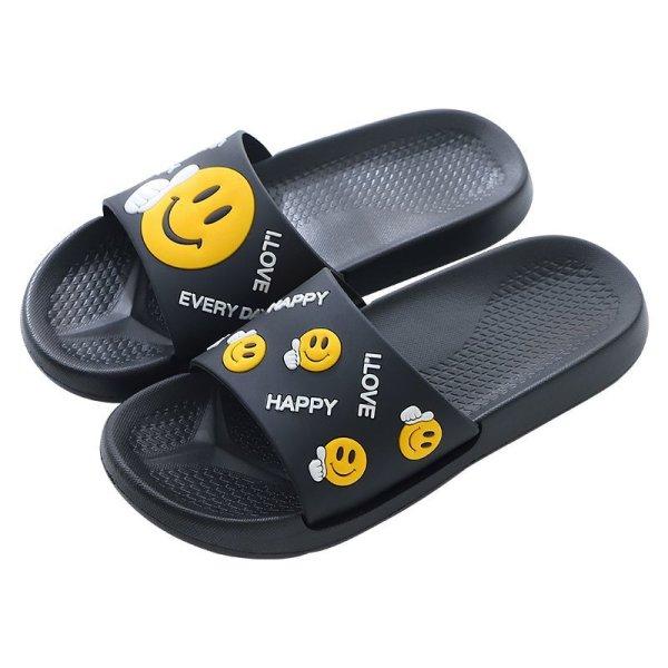 画像1: women's Smile shower sandals flip-flops slippers  スマイルシャワーサンダル フリップフロップ  (1)