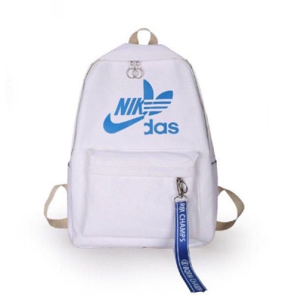 画像1: 即納 アウトレット Unisex Men's NIKdas logo Nylon backpack ユニセックス 男女兼用 ナイダス ニキダス ナイロン リュックサック バックパック バッグ (1)