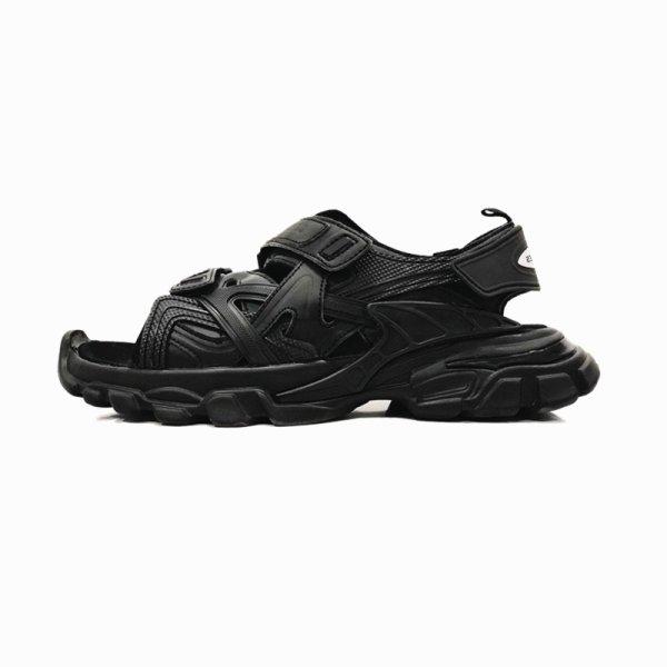 画像1: men and women Velcro sandals  and slippers shower sandals  男女兼用フラットベルクロサンダル シャワーサンダル  (1)