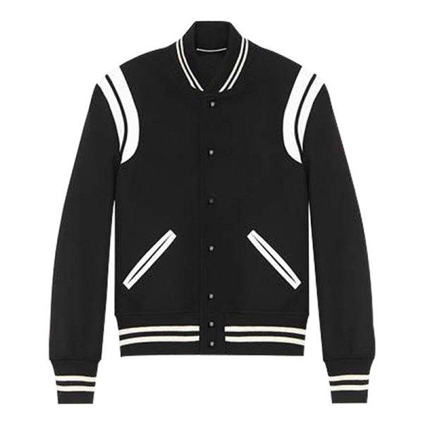 画像1:  Baseball uniform jacket blouson Men's and Women's  スタジアムジャンパー スタジャン MA-1 ボンバー ジャケット ブルゾンユニセックス 男女兼用  (1)