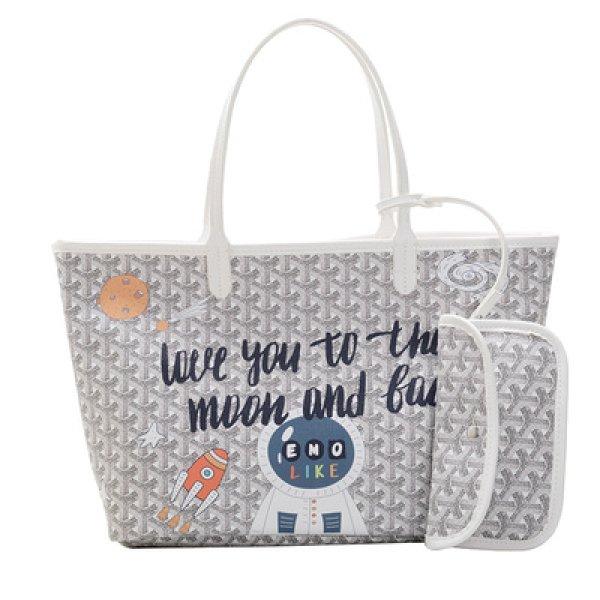 画像1: New Sesame Street graffiti painting elements Cartoon shopping  shoulder portable Tote Bag  セサミストリート クッキーモンスター ペイント トートショルダーショッピングバッグ (1)