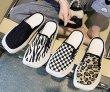 画像8: Women's Half sneakers  sandals  ハーフスニーカー サンダル スリッポン (8)